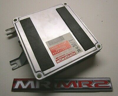 Toyota MR2 MK2 ECU Engine Control Unit Box 89661-17310 - UK Revision1