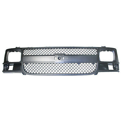 CPP Gray Grill Assembly for Chevrolet Express Grille