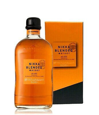 NIKKA Blended Whisky con astuccio Giapponese --> OFFERTA DISPONIBILE