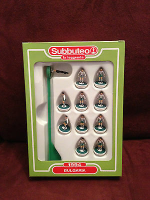 Subbuteo Legends / Leggenda Team - Bulgaria 1994