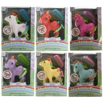 My Little Pony 1983 Collection Rainbow Pony Figure - CHOICE OF CHARACTER