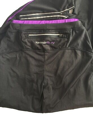 Karrimor RUN X Lite 8 Running Tights Reflective Breathable S