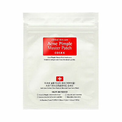 COSRX Acne Pimple Master Patch / Free Gift / Korea cosmetic