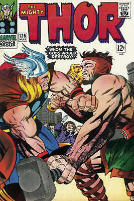 The Mighty Thor Bumper Digital Of 500+ Comics Collection On Dvd