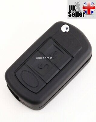 For Range Rover Sport Land Rover Discovery 3 Button Remote Key Fob Case