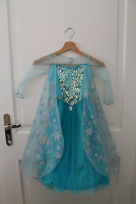 Déguisement robe originale Disneyland Paris princesse Elsa reine des neiges