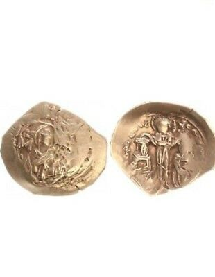 Gold coin Byzantine empire 1300AD 4.18g