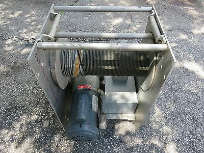 Electric Winch Military Heavy Duty