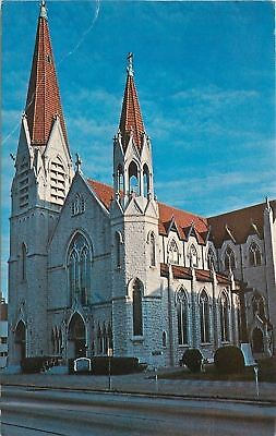 Mid 1900s Church Of The Immaculate Conception Jacksonville Fl