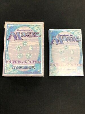 Strategy Guide EX//NM MTG Magic the Gathering Cards Rule Book Ice Age Rulebook