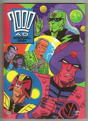 2000AD Annual - 1991 - EXCELLENT!!