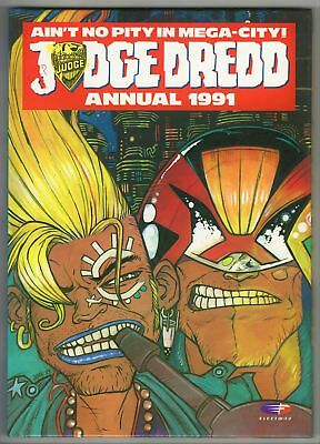 Judge Dredd Annual - 1991 - EXCELLENT!!