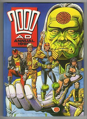 2000AD Annual - 1990 - EXCELLENT!!