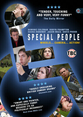 Special People DVD (2009) Dominic Coleman