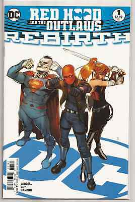 Red Hood and the Outlaws  #1 Variant (1st Print) Comic Book