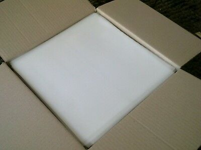"500 New Premium Thick Lp / 12"" Plastic Outer Record Cover Sleeves For Vinyl"