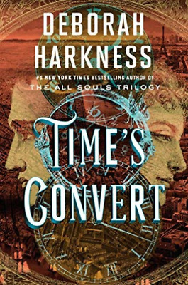 Harkness Deborah-Time`S Convert HBOOK NEW
