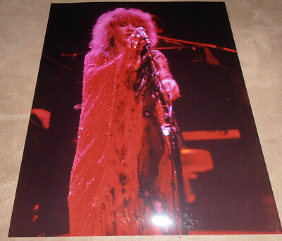 STEVIE NICKS FLEETWOOD MAC Original  photo  8x10