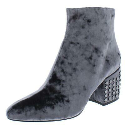 4bf7df48351fa KENDALL + KYLIE Womens Park 2 Blue Combat Boots Shoes 7.5 Medium (B ...