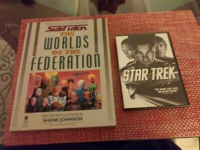 STAR TREK collectibles Books Magazines Comics DVD package deal nice
