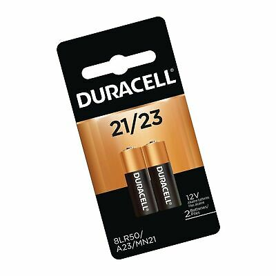 Loopacell 12 Volt Alkaline Alarm Remote Battery MN21 A23 100 Pack