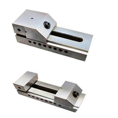 3 x 7-1/2 inch Tool Maker PRECISION PARALLEL Precision GrindingScrewless Vise