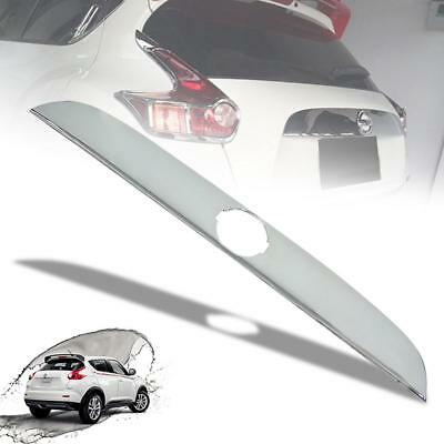 Fit NISSAN JUKE 14-18 Rear Tailgate Accent Trim Chrome 1PC