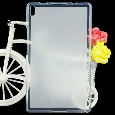 Protective TPU Gel Rubber Case Cover For Lenovo Tab 4 8 / Tab 4 10 Plus Tablet