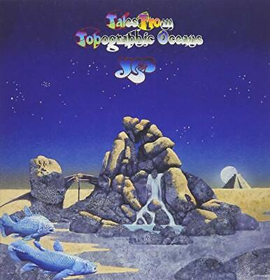 2019 YES Tales From Topographic Oceans STEVEN WILSON REMIX JAPAN MINI LP UHQ CD