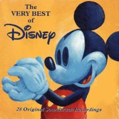 Various Artists : The Very Best of Disney CD Incredible Value and Free Shipping!
