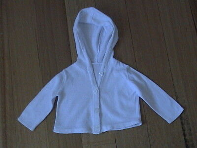 Baby's Cardigan Hoodie Size 00