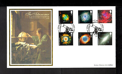 2007 THE SKY AT NIGHT: Benham BLCS 350 FDC with Pinner Middlesex Special H/S