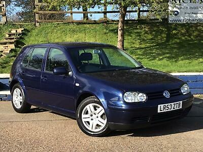 Volkswagen Golf 1.9 GT TDI PD (130bhp) 2003 AMAZING HISTORY - SUPERB CONDITION