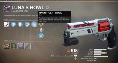 Lunas Howl 2100 Points Gain (PS4)