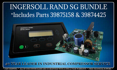 39875158/39874425 Ingersoll Rand Sg Savings Bundle With One (1) Year Warranty