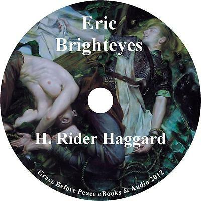 Eric Brighteyes, Viking Adventure Audiobook by H Rider Haggard on 9 Audio CDs