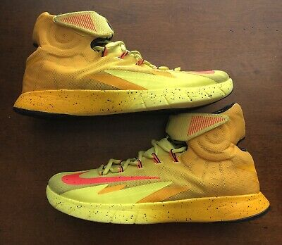 wholesale dealer 96016 8062f Nike Zoom Hyperrev Pe Kyrie Irving Sonic Yellow 689604-760 Us 10