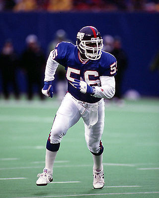 Lawrence Taylor  24x36 Matte Poster Wall Art Or Buy 2 for $14