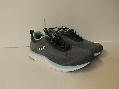 FILA WOMENS MEMORY Foam Outreach Athletic Shoe Grey Size 8.5