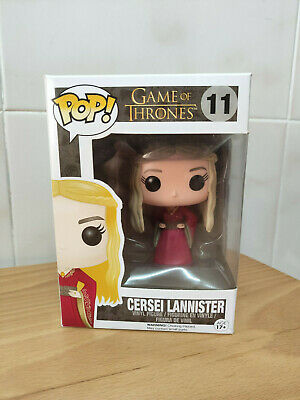 Cersei Lannister #11 Game of Thrones FUNKO VALUTED | Juego de tronos