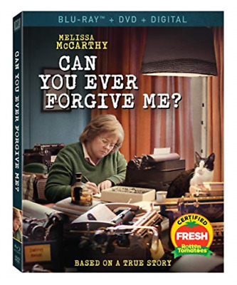 CAN YOU EVER FORGIVE ME (2P...-CAN YOU EVER FORGIVE ME (2PC) (W/DVD) Blu-Ray NEW