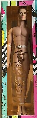 BELLAMY BLUE Nude Doll Luxe Life Miss Behave Style Lab Exclusive LE400 NRFB