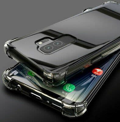 TPU Case Shockproof Full Protector Cover For Samsung Galaxy J3 J4 J5 J6 A3 A5 S8