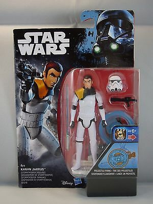 Star Wars - Hasbro - Kanan Jarrus - Rebels - Blister - New - 2016
