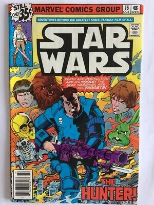 Star Wars #16 (Marvel 1977 Series)