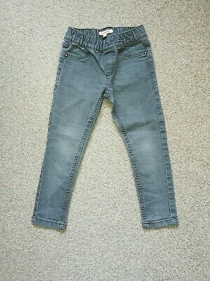 Bluezoo Girls Grey Skinny Jeans Age 4