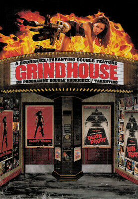 Grindhouse - Death Proof / Planet Terror (Coll New DVD
