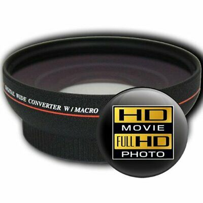 HD3 High-Definition Wide Angle Converter Lens