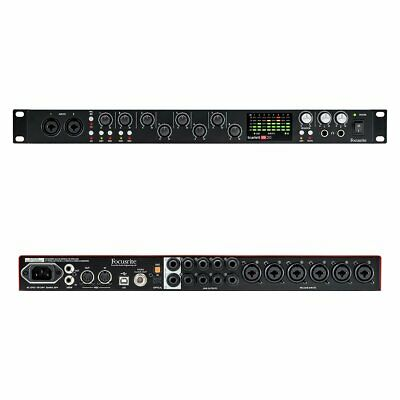 Focusrite Scarlett 18i20 2nd Generation USB Audio Interface