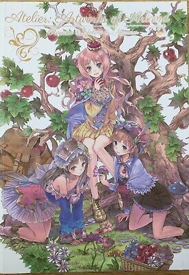 Atelier Artworks of Arland - Udon Art Book - EXCELLENT condition